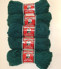 Make It Yourself with Aunt Lydia's Heavy Rug Yarn [ST162] - $1.50